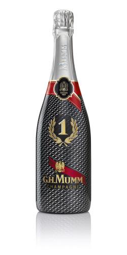 Mumm N°1 Range gold