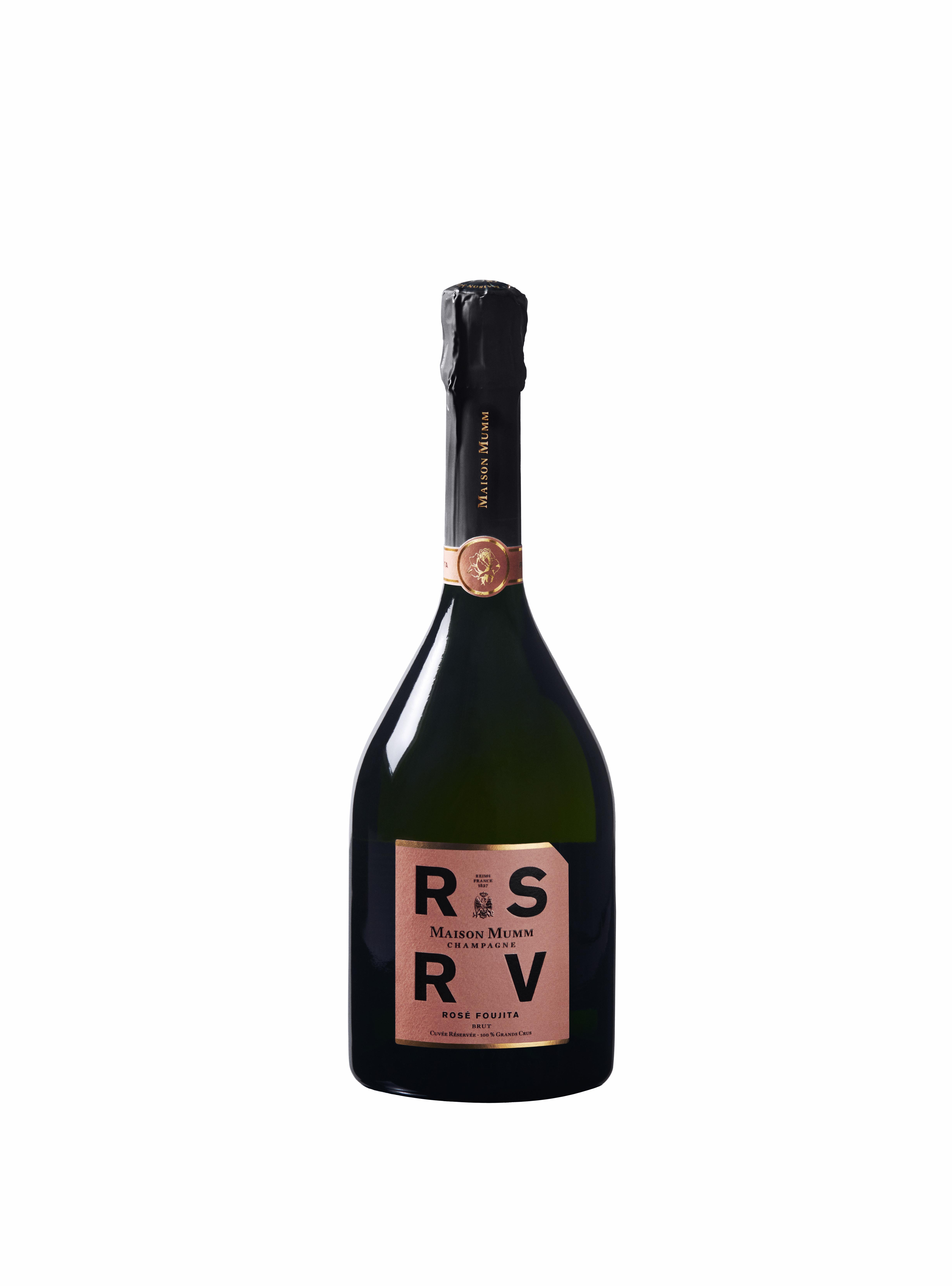 Mumm RSRV Rosé Foujita