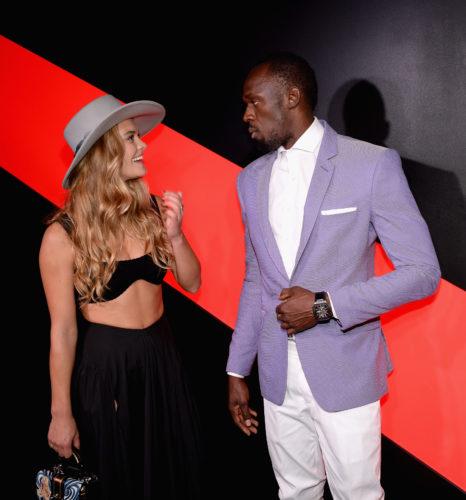 Nina_Agdal_and_Usain_Bolt_at_the_Kentucky_Derby.jpg