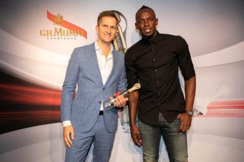 Raimonds Tomsons Usain Bolt